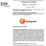 LexisNexis Evoluprint INPI