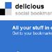 Visitez mes liens sur Delicious