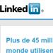 Visitez mon profil LinkedIn
