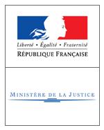 Logo Ministère de la Justice et des Libertés