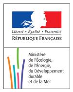 Logo Ministère de l'Ecologie, de l'Energie, du Développement durable et de la Mer
