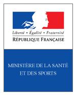 Logo Ministère de la Santé et des Sports