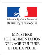 Logo Ministère de l'Alimentation, de l'Agriculture et de la Pêche