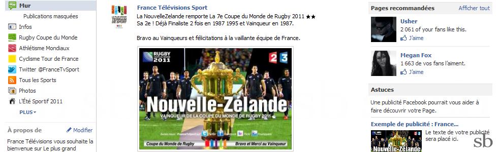 facebook finale
