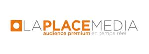 Logo de La Place Média